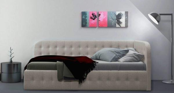 Такая кровать удобнее традиционных вариантов