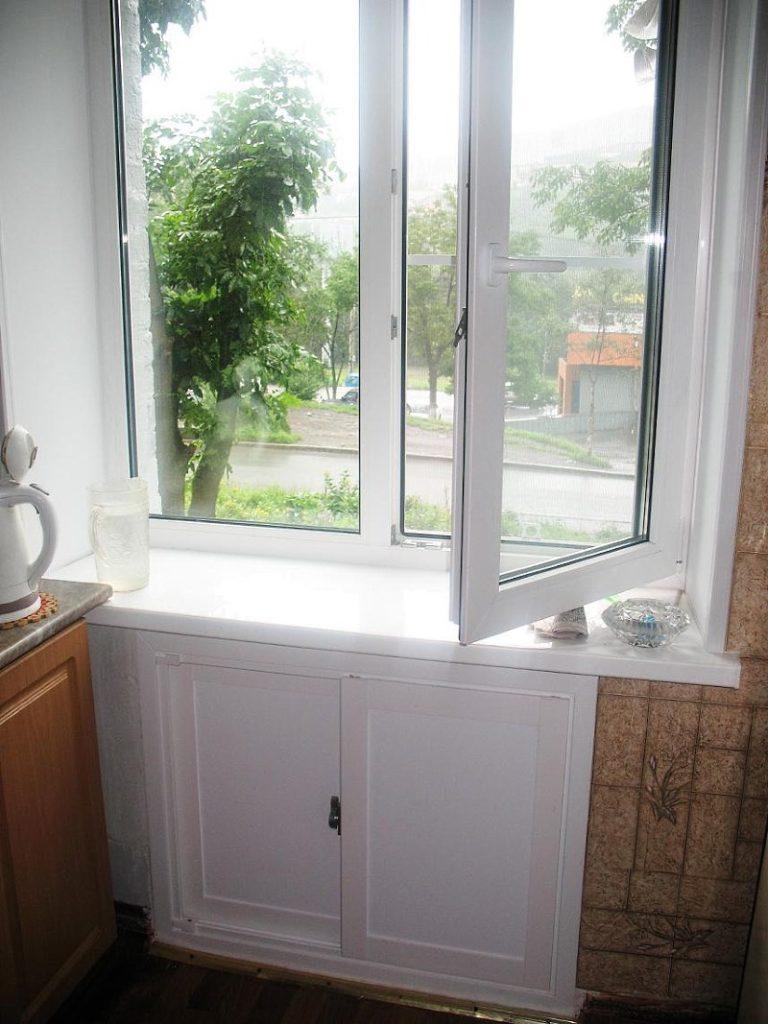 Хрущевский холодильник: ремонт холодильника под окном в хрущ.