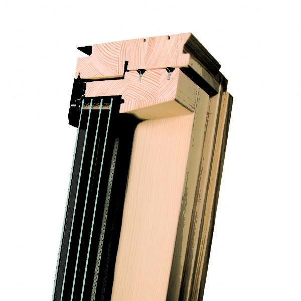 Трехкамерные образцы рекомендуется устанавливать в холодных климатических зонах.