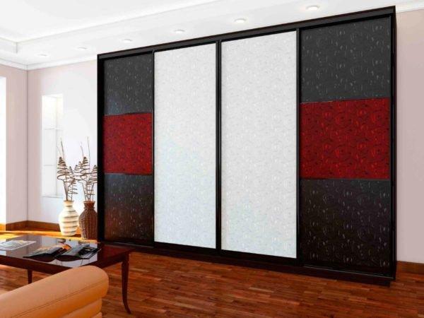 Цвет мебели должен гармонировать с интерьером помещения