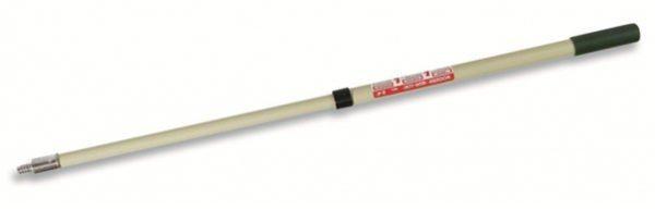 Удлинитель ручки валика позволяет не наклоняться при покраске