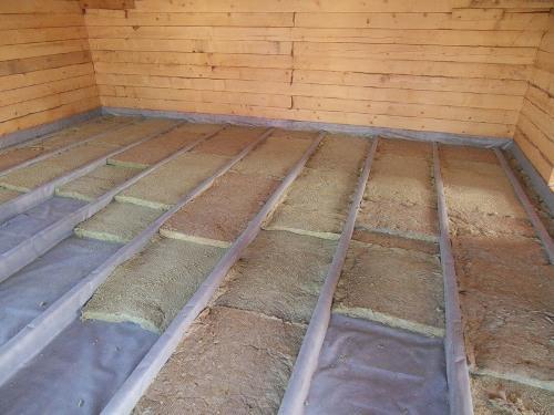 Чем утеплить потолок в доме