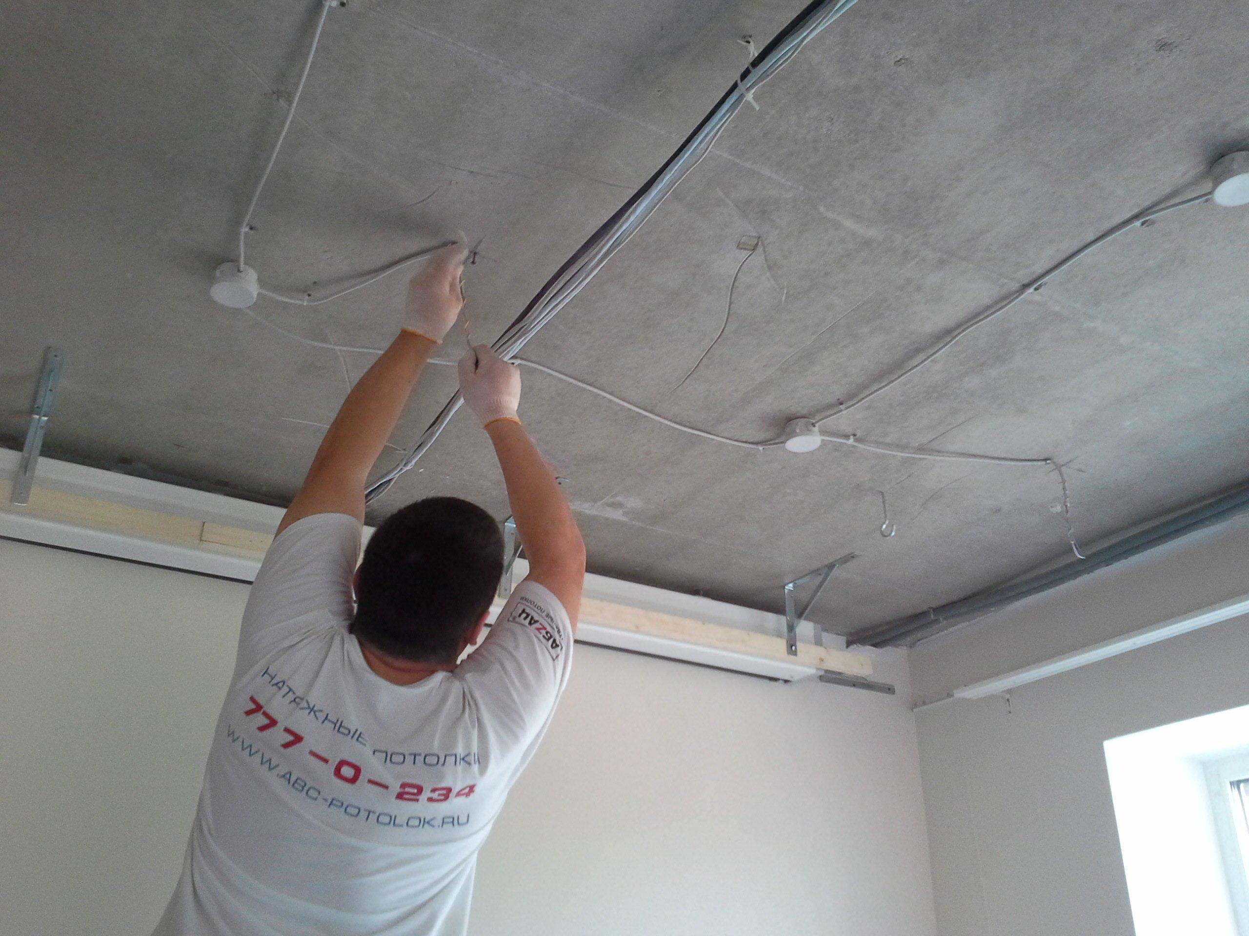 Как сделать звукоизоляцию потолка в квартире с натяжным