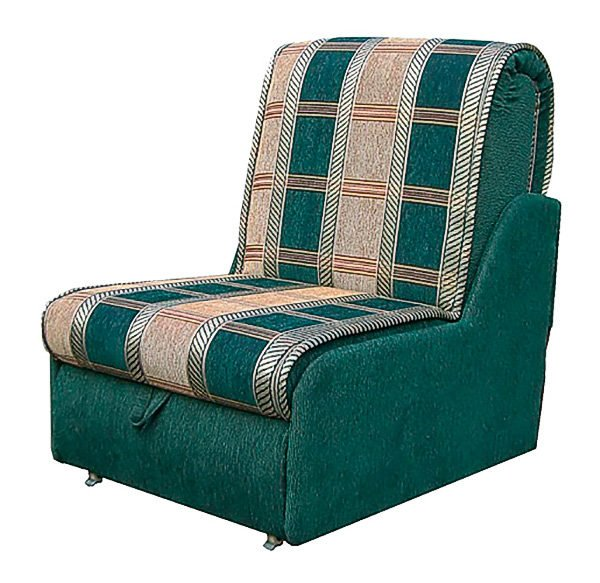 В маленьких комнатах от мебели с подлокотниками лучше отказаться.