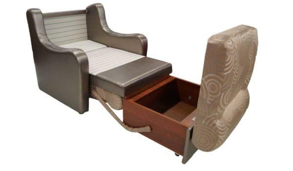 В малогабаритной квартире наличие бельевого ящика считается большим плюсом.