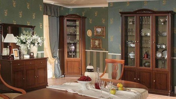 В одном помещении могут использовать варианты разного размера и формы