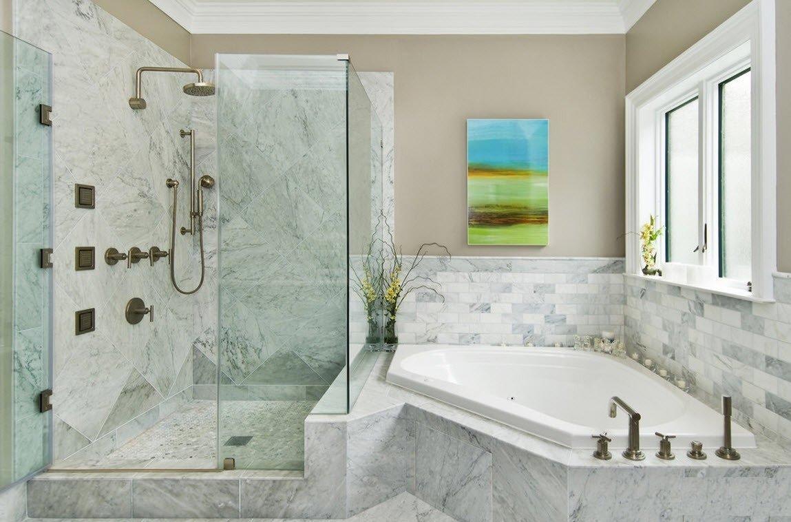 Bathroom shower images