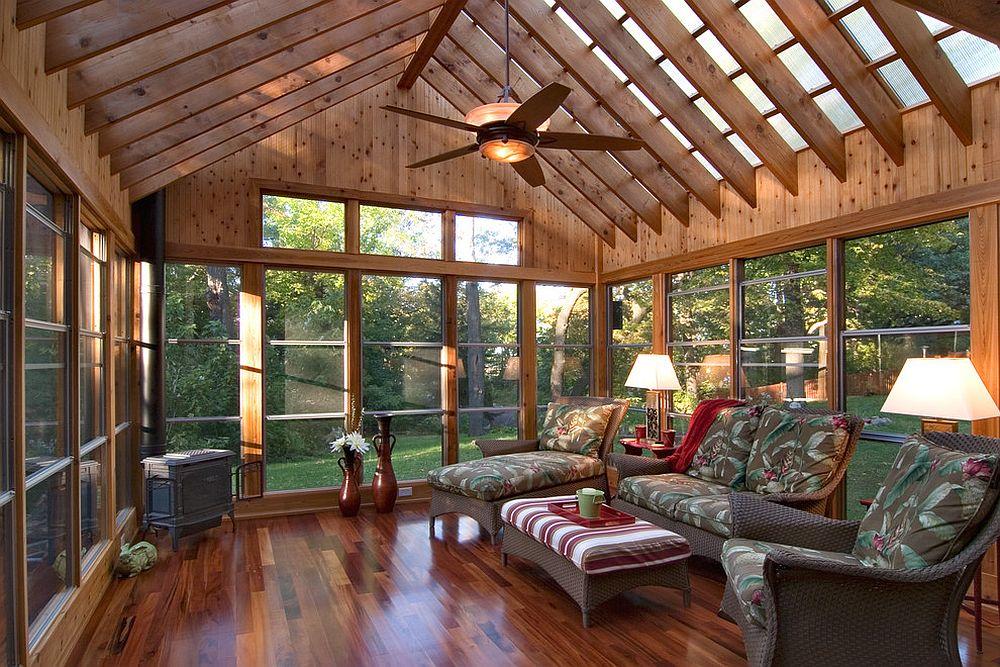Дизайн открытых веранд в частном доме фото 147