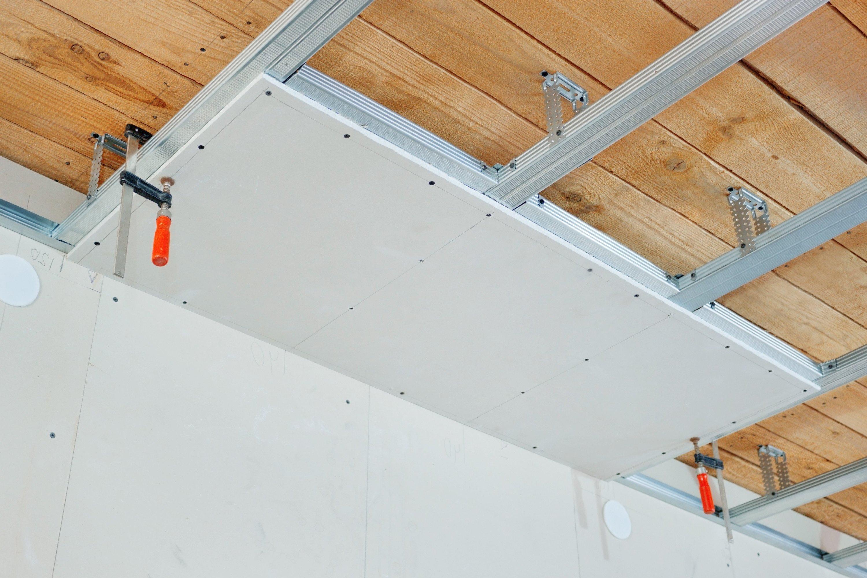Как правильно сделать двухуровневый потолок из гипсокартона