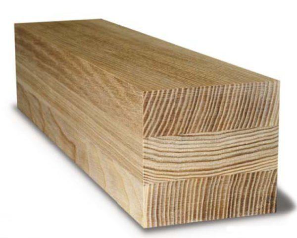 Волокна ламелей всегда направлены перпендикулярно друг другу, что обеспечивает материал повышенной прочностью