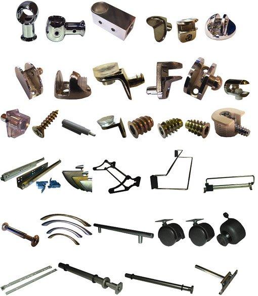 Выбор держателя зависит от материала, из которого сделана полка, размеров полки и проектной нагрузки на конструкцию.