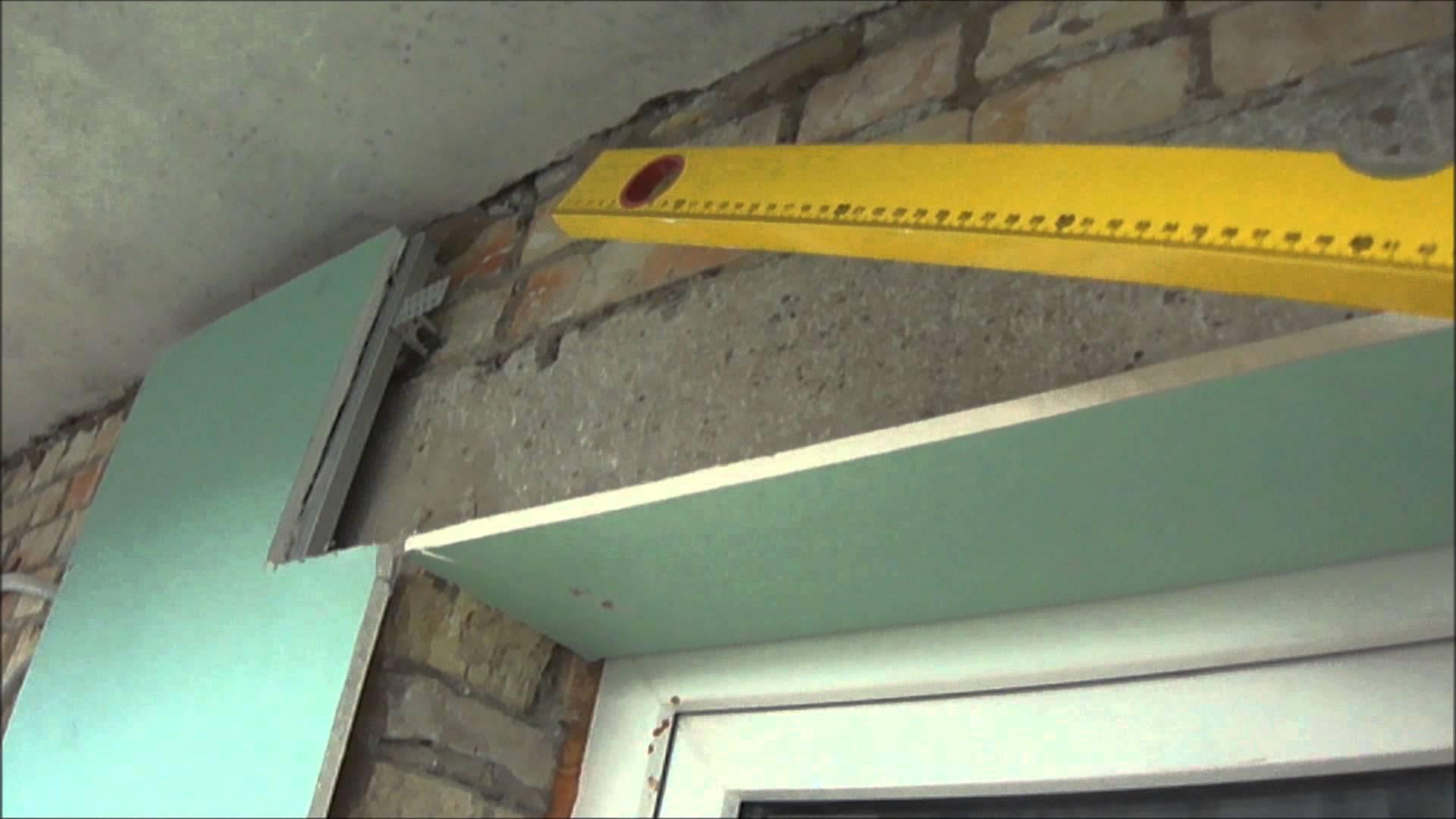 Откосы из гипсокартона: устройство оконных, дверных конструкций Obustroeno.Com