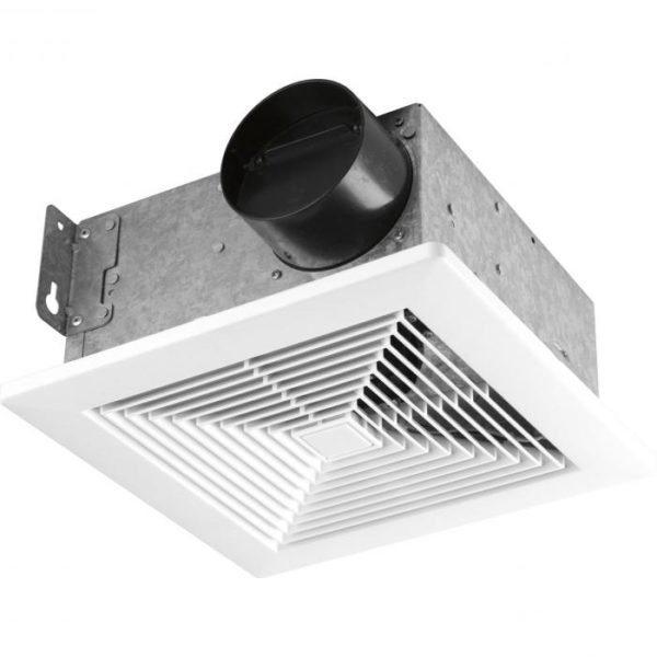 Вытяжной вентилятор для установки на подвесной потолок.