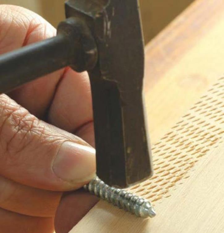 9 идей для создания текстуры на деревянных поверхностях