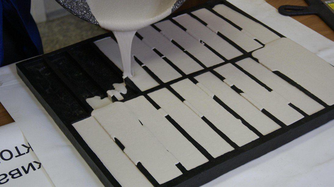 Камень для внутренней отделки: искусственный гипсовый материал и другие варианты Obustroeno.Com