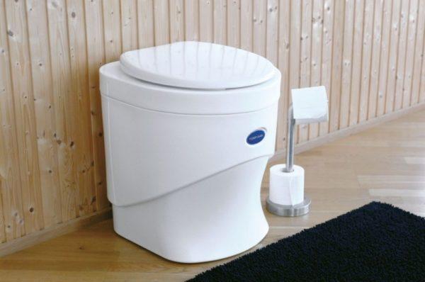 Жидкостный (химический) туалет